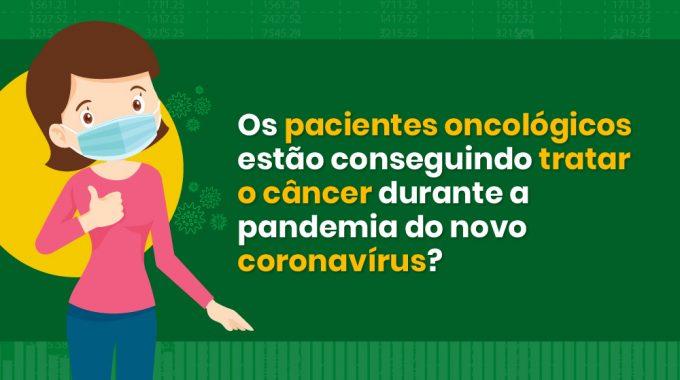 Cuidadores Respondem: Como Está O Tratamento Do Câncer, Durante A Pandemia Do Novo Coronavírus?