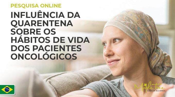 Pesquisa Sobre Qualidade De Vida Dos Pacientes Oncológicos Durante A Pandemia