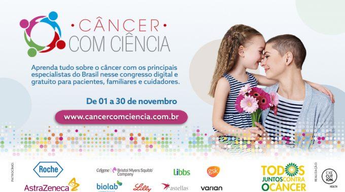Câncer Com Ciência Oferece Conteúdo Gratuito Para Pacientes