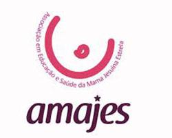 Logo Almajes Associação Em Educação E Saúde Da Mama Jesuína Estrela