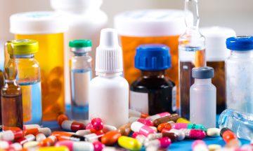 Imagem De Vários Medicamentos Em Representação Ao Anseio Pelo Abastecimento Dos Medicamentos Descontinuados Em Oncologia
