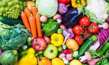 Imagem De Vários Legumes E Verduras