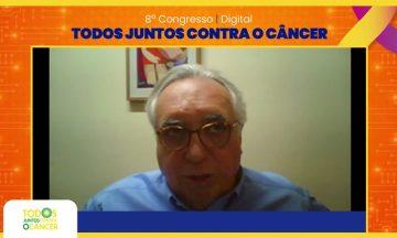 Imagem Do Dr. Carmino Souza No Painel Do 8ºcongresso TJCC